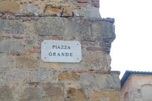 Infamous Piazza Grande