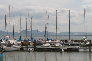 Lake Trasimeno, the 4th largest lake in Italy
