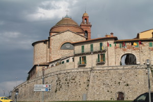Castilogne di Lago on Southern Lake Trasimeno, Umbria