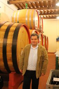 Winemaker and Owner of La Ciarlian ~ Luigi Frangiosa
