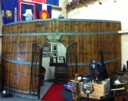 """Orfila's """"barrel room"""" features library wines"""